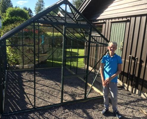 Stolt eier av et drivhus!
