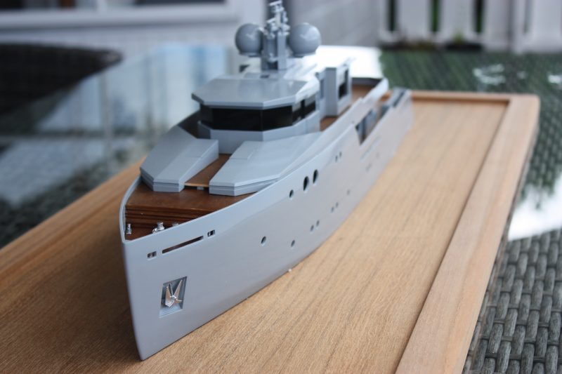 Tansu yacht