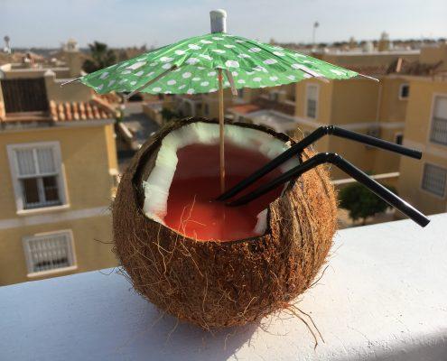 Alkoholfri drink laget i Spania